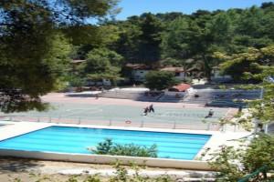 korelko лагеря объекты бассейн и баскетбол
