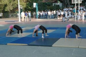 korelko camp activités gymnastique