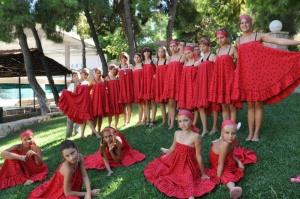 korelko camp activités danse 2