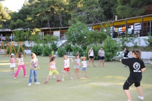 korelko camp activités karate