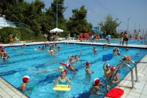 korelko camp activités natation leçons