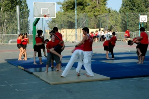 korelko camp activités tae kwon do