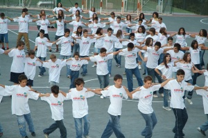 korelko camp activités traditionnelles de danse